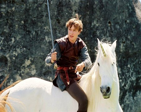 Sir Peter: Knight of Narnia - animals, movie, horse, swords, battles, the chronicles of narnia, movies, cinema, narnia, knight, photo