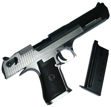 Desert Eagle - weapon, 50ae, handgun, magnum, pistol