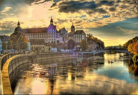 City of Europe - amusement parks, orange, sail, ancient, autumn, architecture, bridges, seasons, sunrises, water, purple, boat, religious, mirror, gold, green, medieval, trees, leaf, sunlight, yachting, clouds, europe, sailing, city, reflections, reflected, lakes, sunsets, trail, photoshop, white, photo, red, rivers, lagoons, colors, monuments, hdr, brown, houses, leaves, photography, high, plants, trunks, buildings, churches