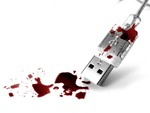 Bloody USB key