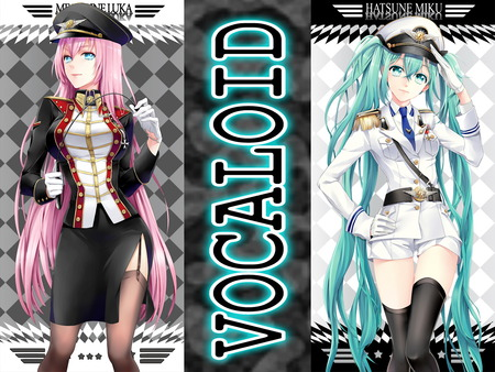 Vocaloid Army Other Amp Anime Background Wallpapers On