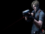 Leon Kennedy-Lanser Sight