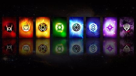 Lanterns - green lantern, comics, marvel, dc