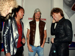 Backstage, David,Jonni, Richie And Kid Rock