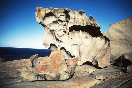 kangaroo island rock unique - photo #3