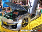 Gullwing 350z with Body Kit