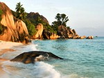 La Digue Island, Seychelles Islands