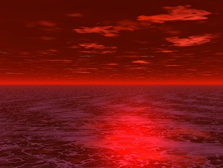 "Strange Red ""Plasma Conduit"" SPANS Across Sky - Looks REALLY Big! 354254-bigthumbnail"
