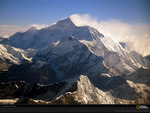 Snowcapped Everest