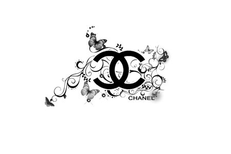 Chanel Butterflies - butterflies, fashion, chanel