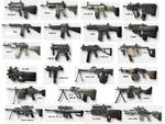 Call of Duty Modern Warfare 2 Primary Weapons