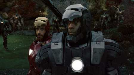 War Machine - iron man, movie