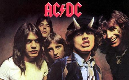 AC/DC Highway to Hell - acdc, highway to hell