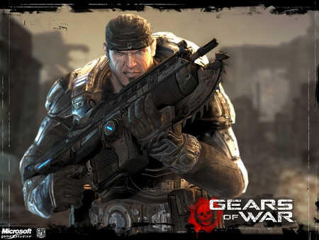 Gears of War - gears of war, cog, gow