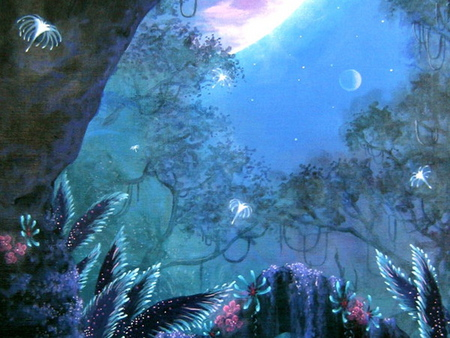 Pandora´s World - Fantasy & Abstract Background Wallpapers ...