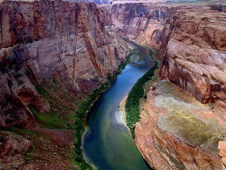 Colorado River - colorado, river