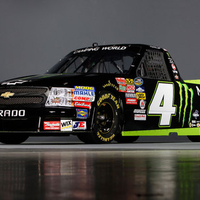 "Chevrolet Silverado ""Monster Energy"" Nascar Camping World Truck Series"