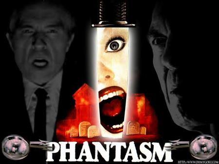 Phantasm - horror, movie, phantasm, tall man