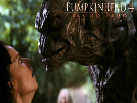 Pumpkinhead 4 - horror, movie, creature, pumpkinhead