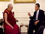The Daila Lama and Barack Obama
