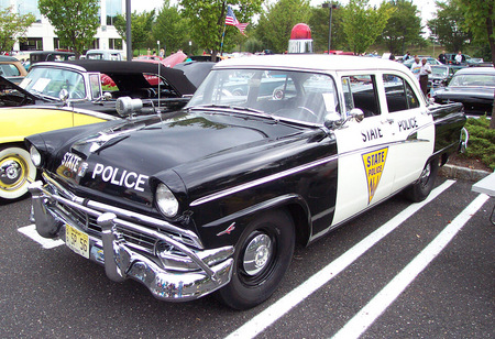 old police car - Ford & Cars Background Wallpapers on Desktop ...