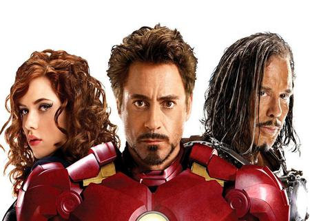 Iron Man2 - iron man, movie, marvel, comics