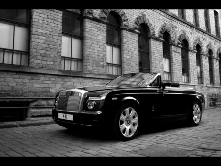 2009 Rolls Royce Phantom Drophead - phantom, rolls royce