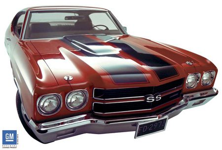 Chevelle Ss Chevrolet Cars Background Wallpapers On