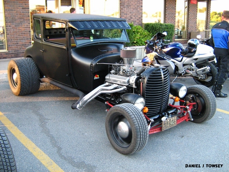 Mean Hot Rod - daniel j towsey, folk photographer, mean hot rod, danieltowsey