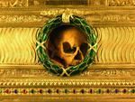 The Skull of Saint Agnes of Rome