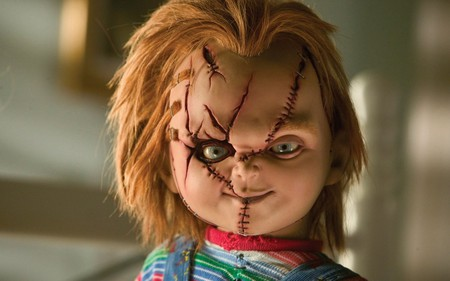 Chucky - movie, film, toy, scary, childs play