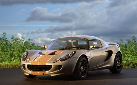 Lotus Eco Elise - car, elise, lotus, eco