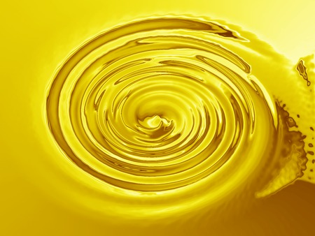 Gold crome 3d and cg abstract background wallpapers on for Gold 3d wallpaper