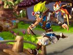 Jak & Daxter on the Move