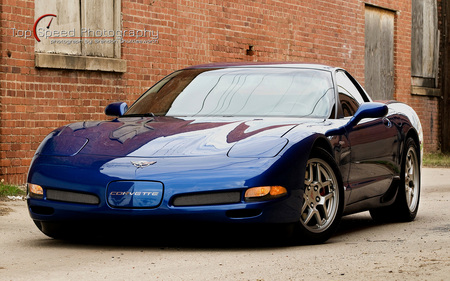 Chevrolet Corvette Z06 Commemorative Edition (2004) - pictures ...