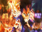 Goku And Vegeta Awesome Wallpaper (HD1080p)