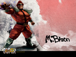 super street fighter IV, Bison