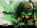 super street fighter IV, Blanka