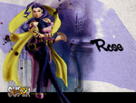 super street fighter IV, Rose