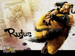 super street fighter IV, Rufus