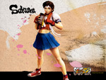 super street fighter IV, Sakura