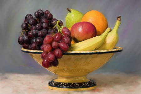 Fruit Bowl Photography Abstract Background Wallpapers
