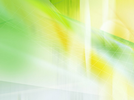 Abstract wallpaper 3d and cg abstract background for Green and white wallpaper