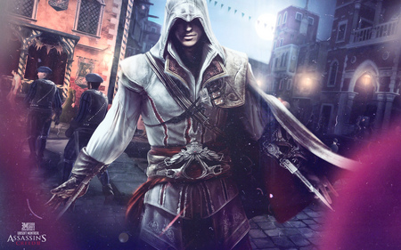 Assassin Creed - hd, adventure, game, assassin creed, action
