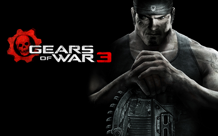 Marcus Fenix - gears of war 3, anya, marcus, gears of war, cog, dom, gears of war2
