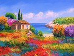 Jean-Marc_Janiaczyk french landscape painting
