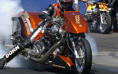 Drag motorcycle - motorcycle, other, drag, aequus, mihi