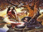 Maiden, Mother & Crone~