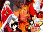 Inuyasha's burning love
