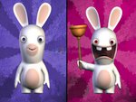 Raving Plunger Rabbids